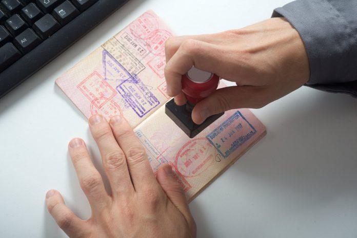 Applying for a European visa