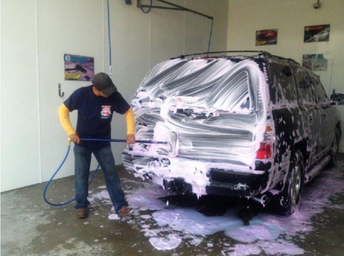 Self Serve Car Wash