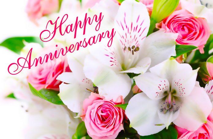 Anniversary Flower Bouquets
