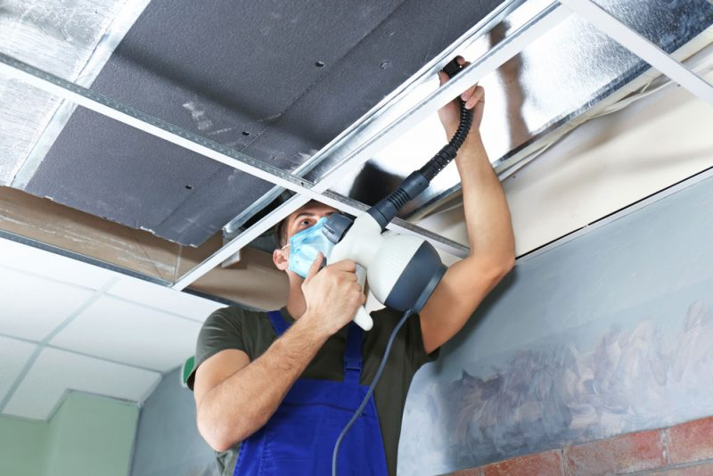 Cleaning Your Ducts