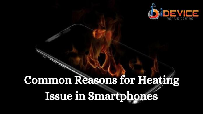 Heating Issue in Smartphones