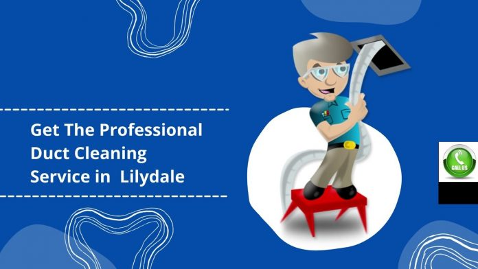 Duct Cleaning Lilydale