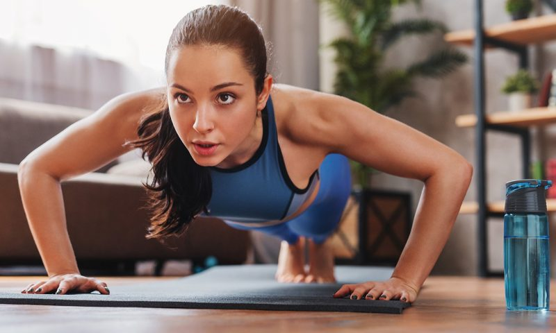 How To Do Workout Without a Gym At Home