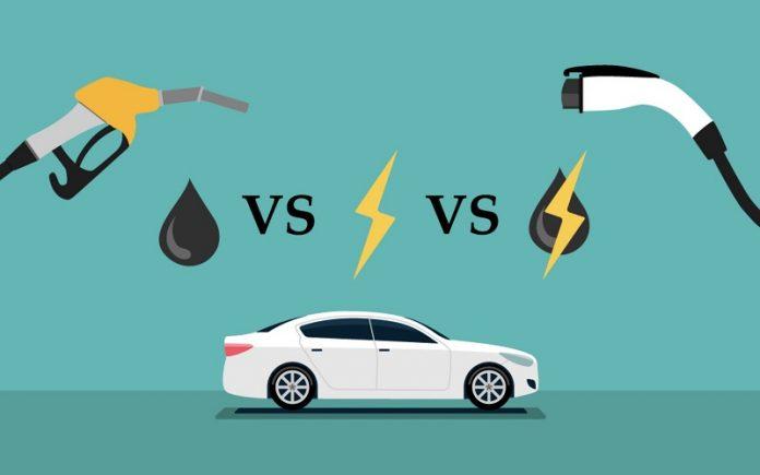 Hybrid Car Vs Electric Car